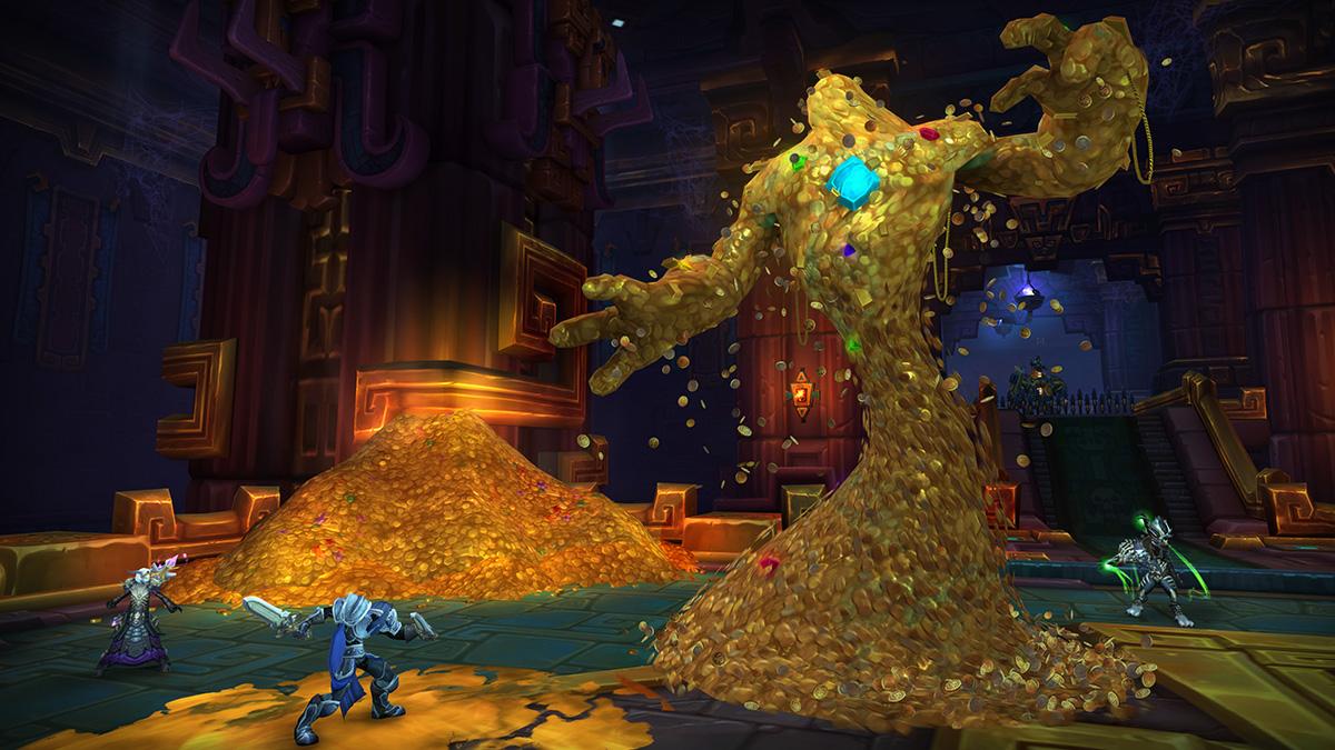 Грязные деньги: инженер WoW Classic высказался насчёт фарма золота
