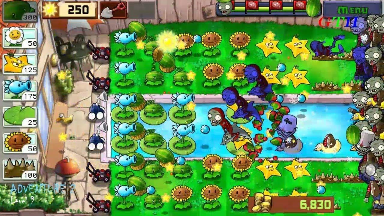 Эстетическое наслаждение: вышло обновление Plants vs Zombies Free 2.5.00