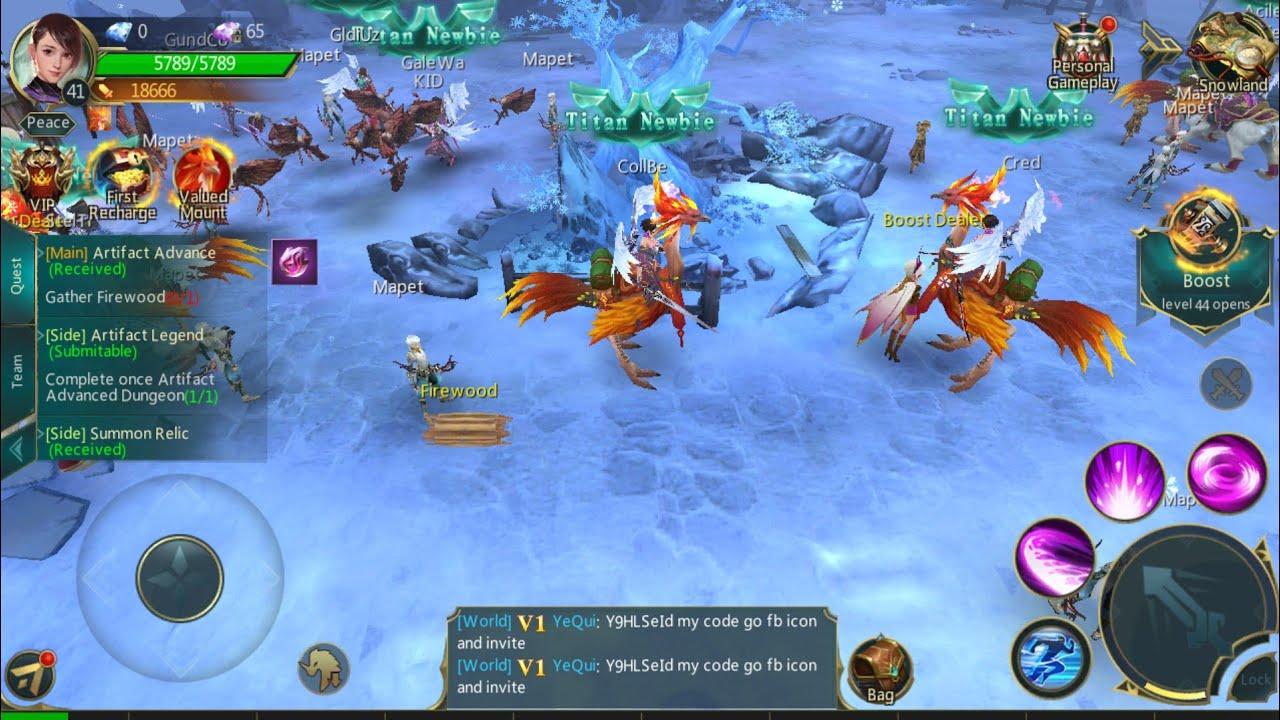 Карманная армия: топ-5 MMORPG для iPhone и iPad