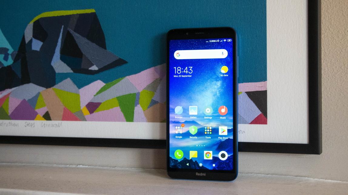 Высокое напряжение: обзор Xiaomi Redmi 7A