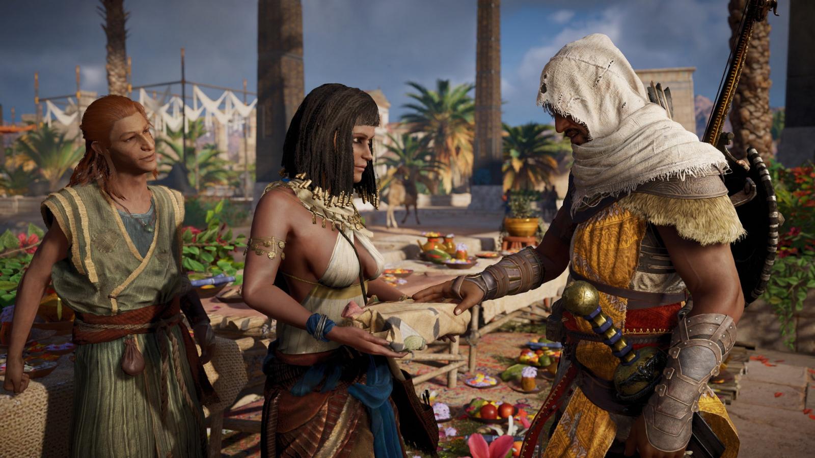 Суд Осириса: топ-3 версии Древнего Египта в играх