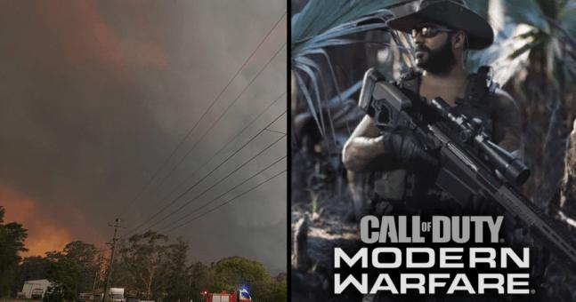 В помощь аутбэку: Activision запустила благотворительную кампанию