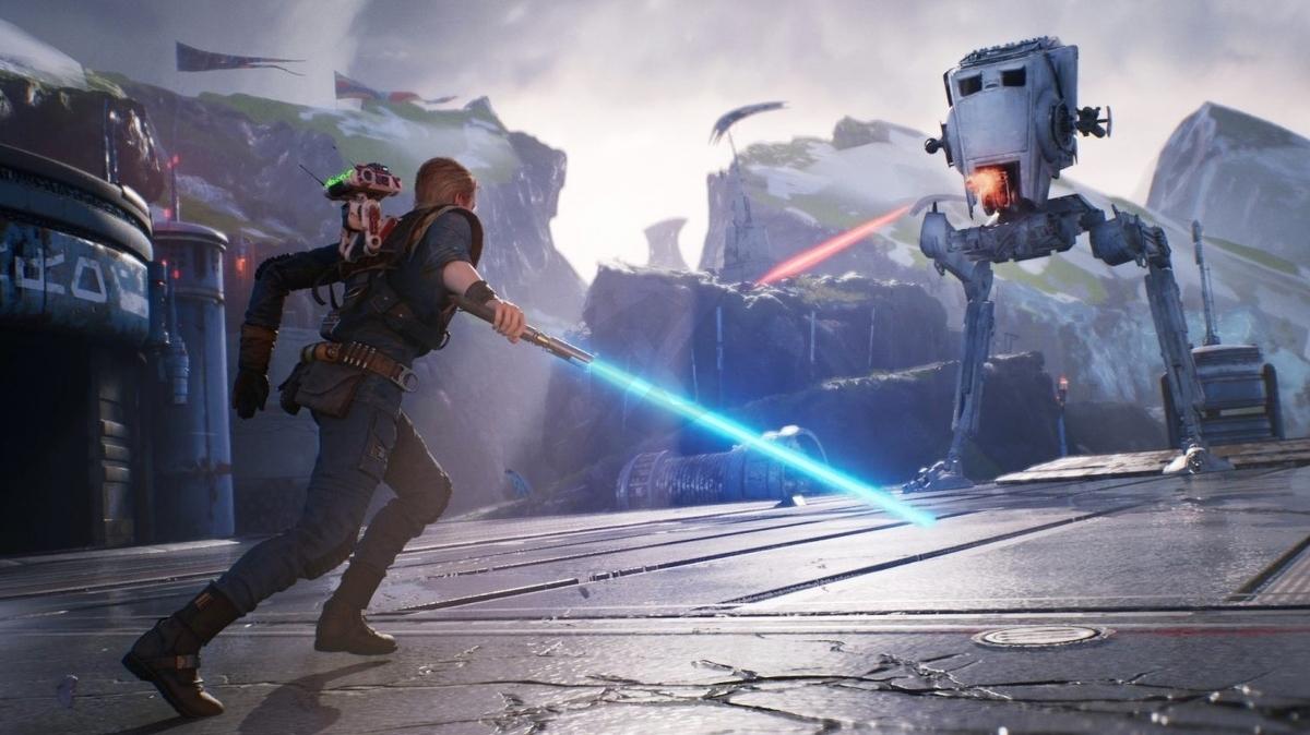 Самое подходящее время: CEO Respawn о релизе Star Wars Jedi: Fallen Order