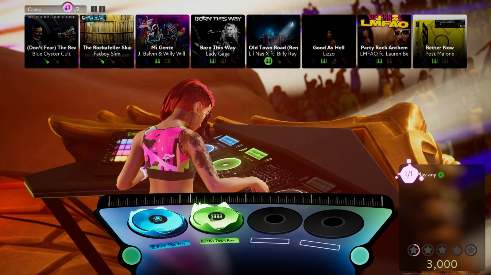 Крути диск: анонсирована Fuser от Harmonix Music Systems
