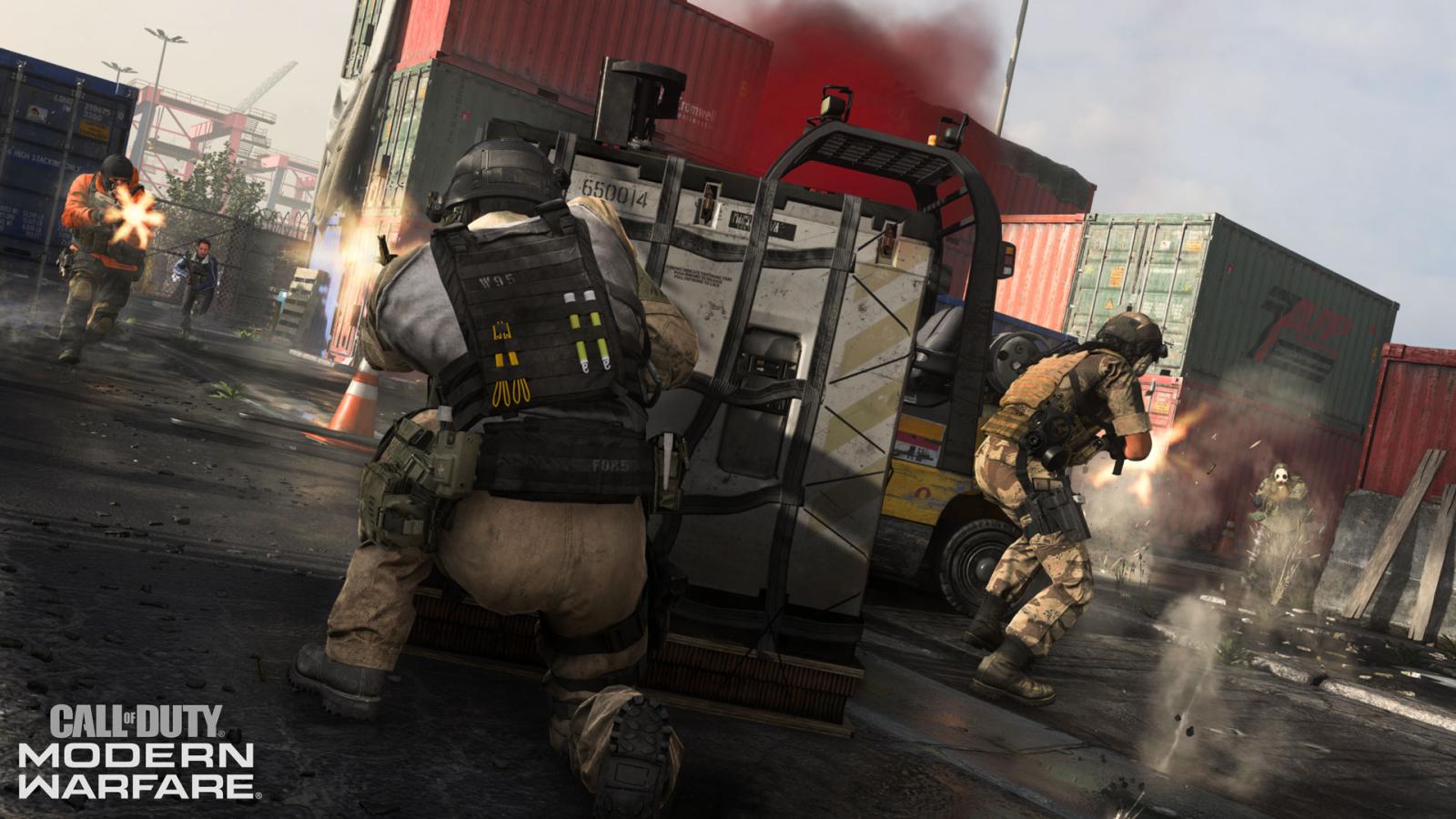 Воздушная доставка: в Modern Warfare (2019) уже на этой неделе добавят «Зону сброса»