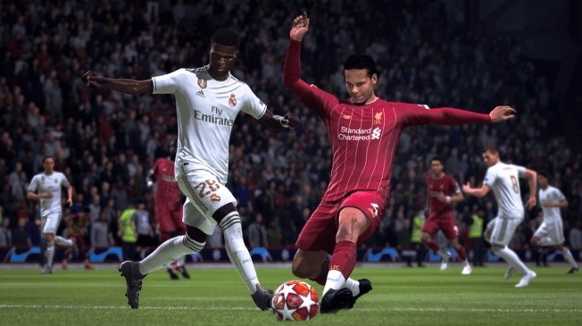 План матча: вышел патч FIFA 20 10.06.2020