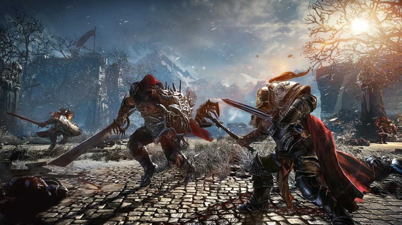 Из рук в руки: основана новая студия для разработки Lords of the Fallen 2