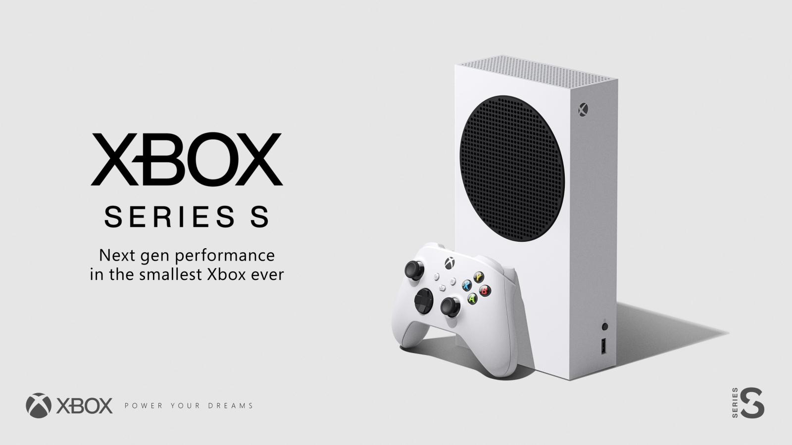 Вынужденное всплытие: состоялся официальный анонс Xbox Series S