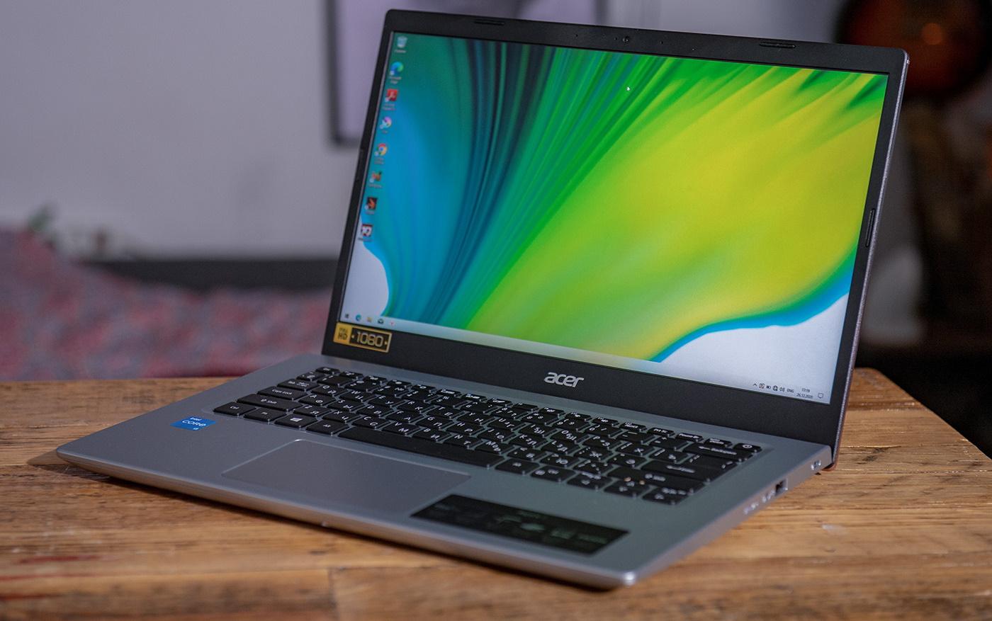 Топ-4 лучших ноутбука Acer по версии Freedom 251 (конец января 2021 года)