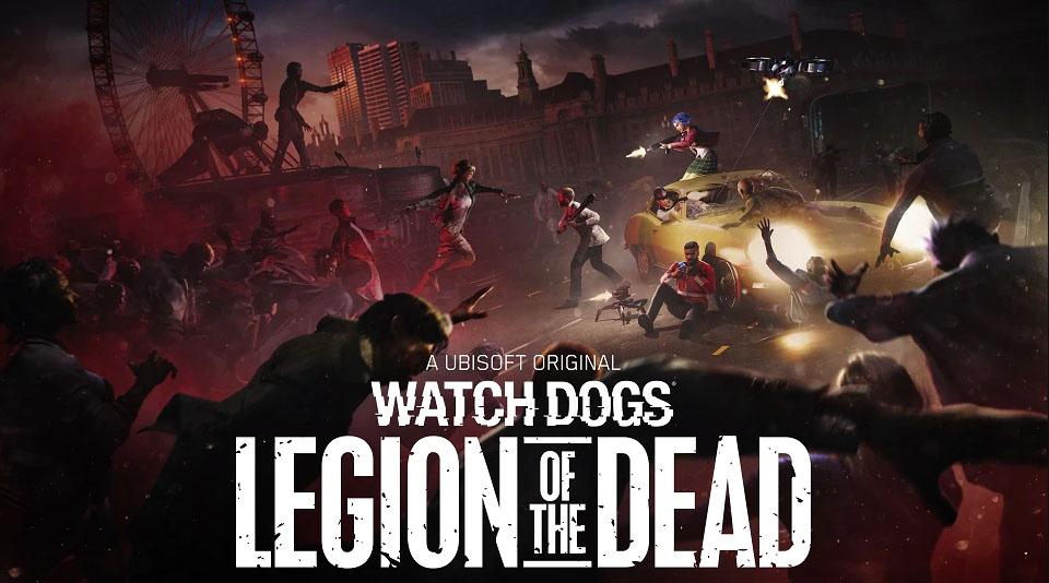 Стартовал альфа-тест Watch Dogs: Legion of the Dead
