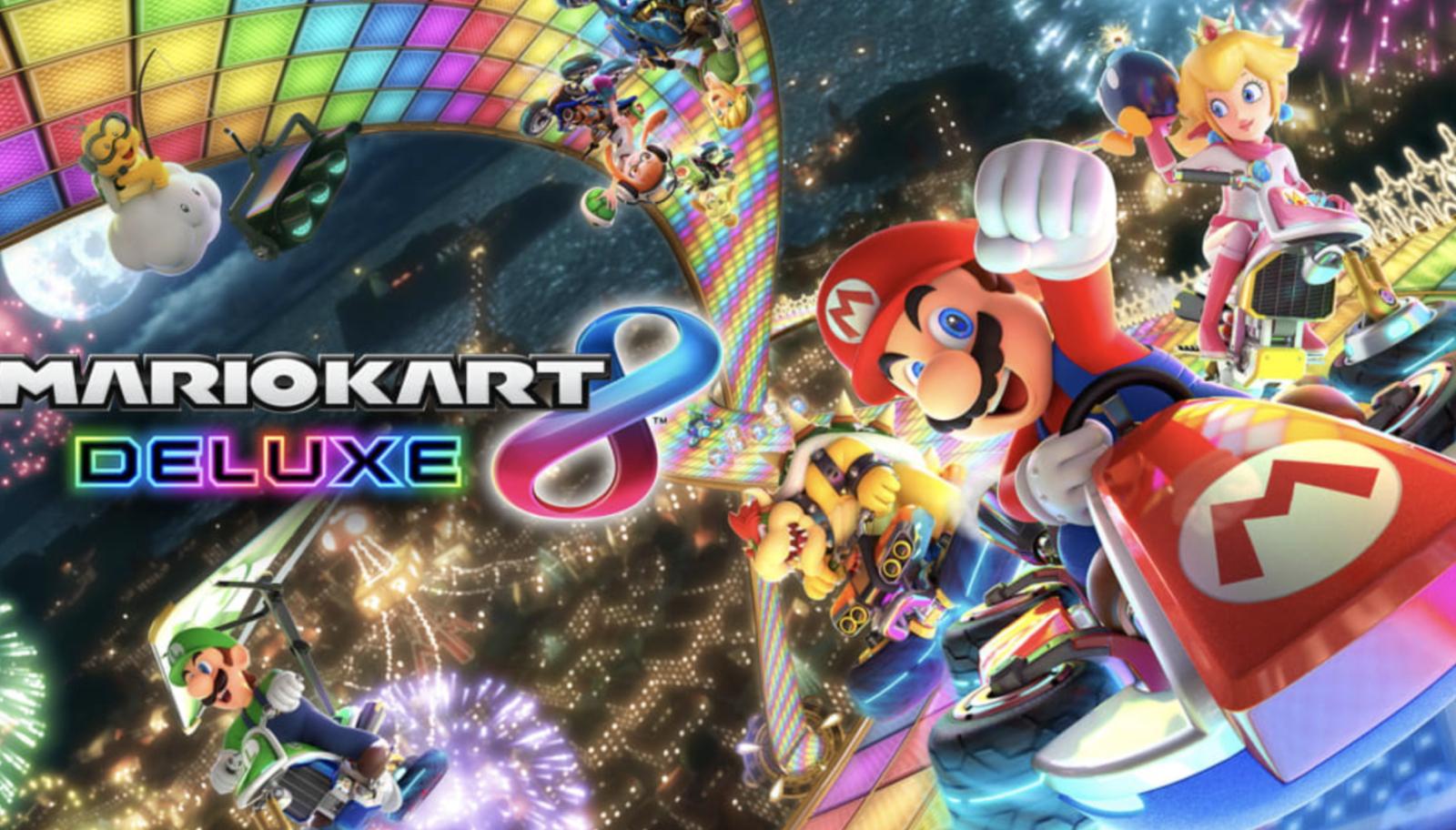 Всё ещё у руля: список бестселлеров Nintendo Switch обновили