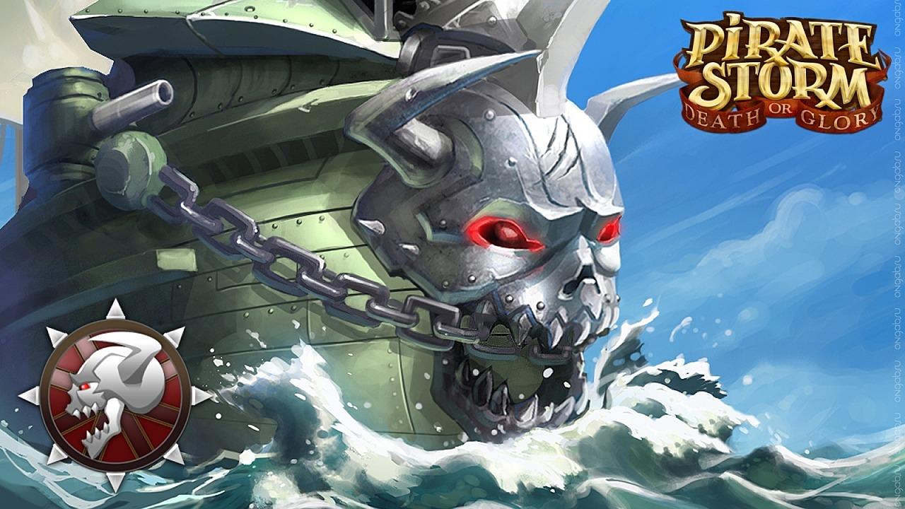 Pirate storm обзор игры