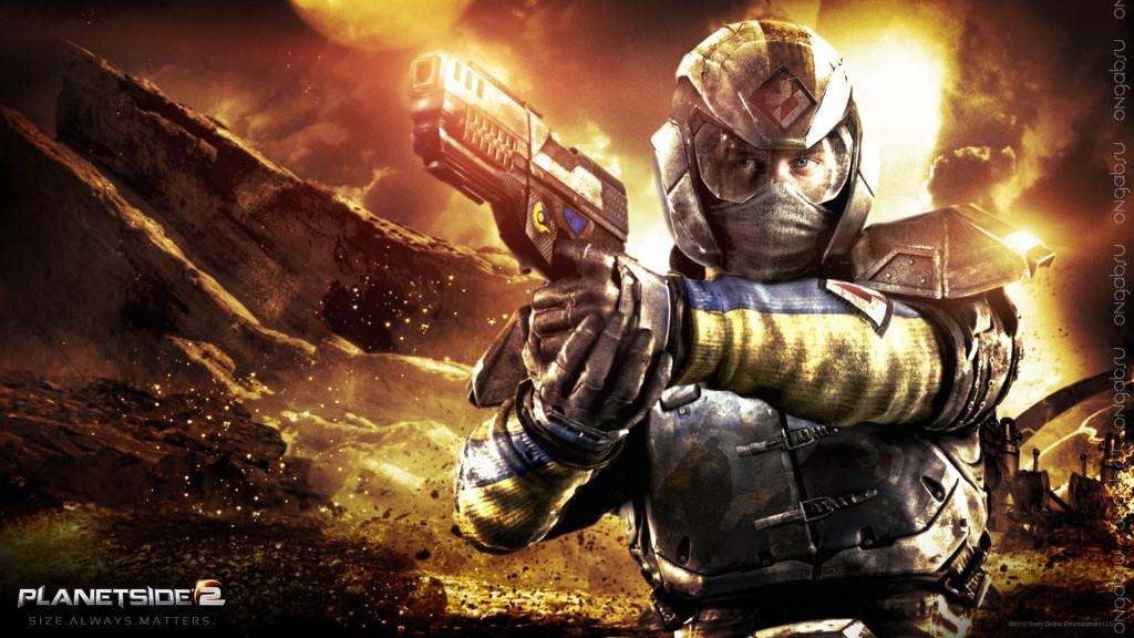 Точную дату начала бета-тестирования PS4-версии PlanetSide 2 сообщат на этой неделе