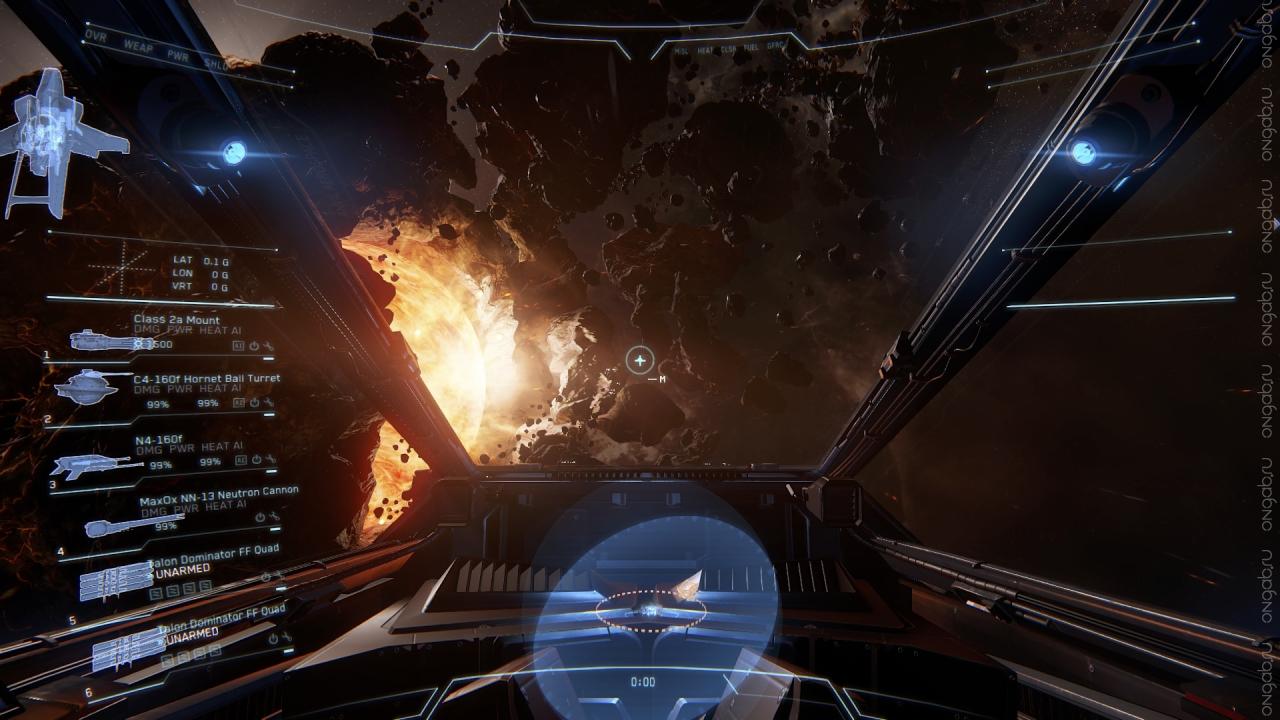 Star Citizen: Arena Commander версии 0.9 уже совсем близко