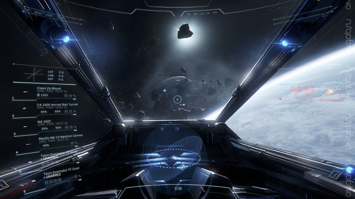 Star Citizen - Релиз Arena Commander 1.0.2