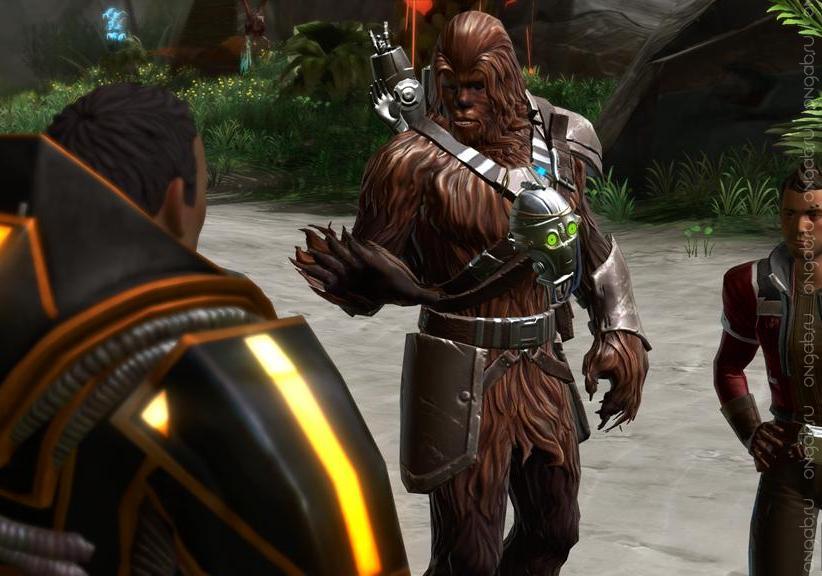 [GC2014] Скриншоты Rakata Prime и гильдейских кораблей в Star Wars: The OldRepublic
