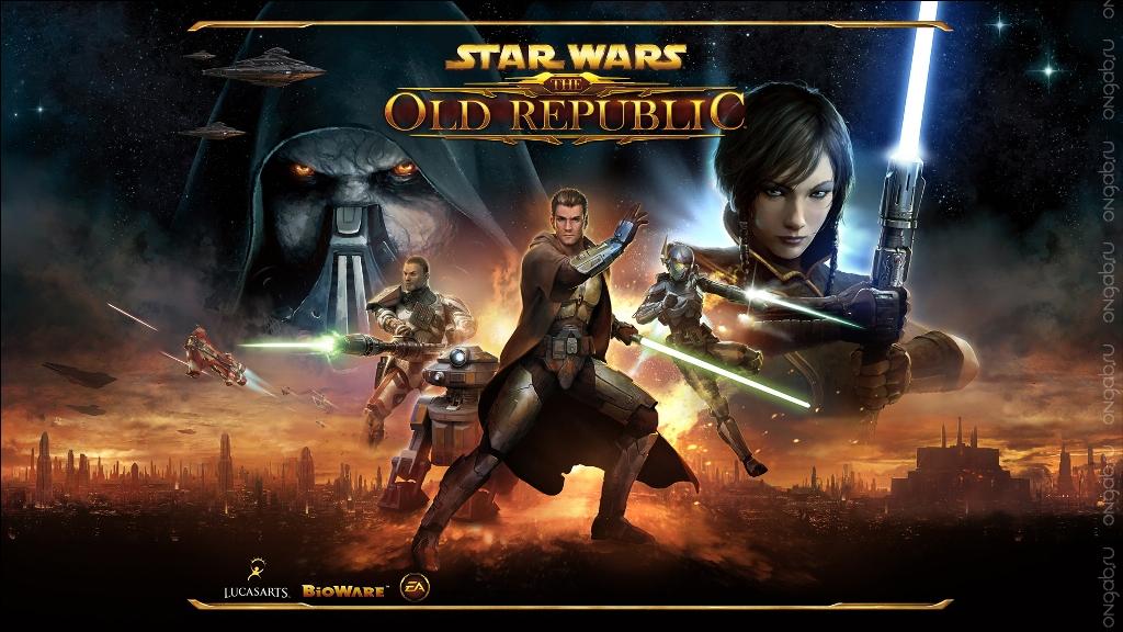 Появилось обновление 3.1 для MMORPG Star Wars: The Old Republic