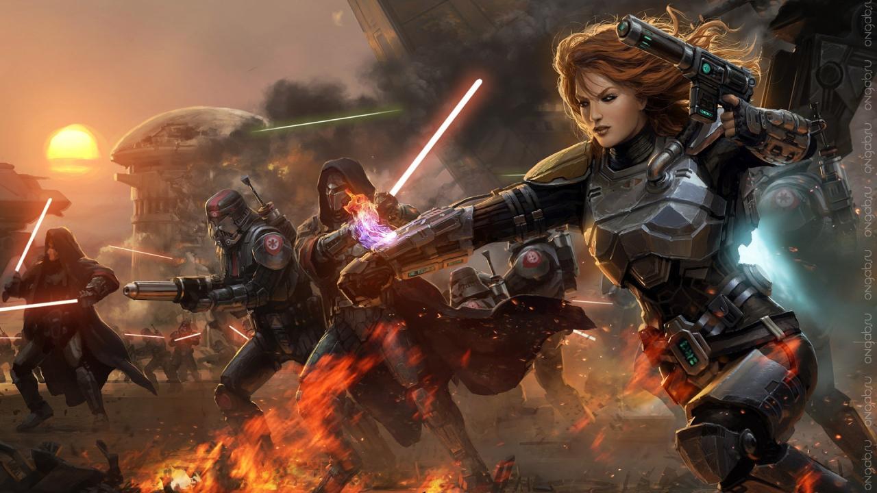 Обновление 3.0.2a для Star Wars: The Old Republic