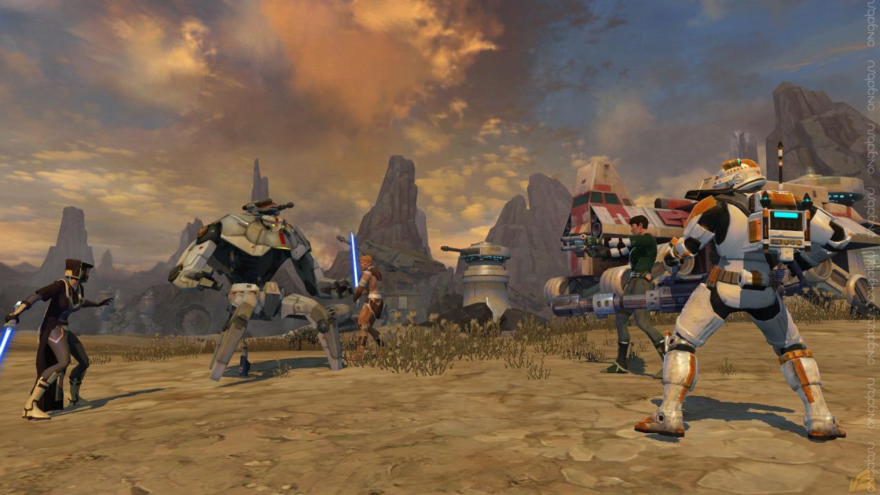 О предстоящих нововведениях в Star Wars: The Old Republic