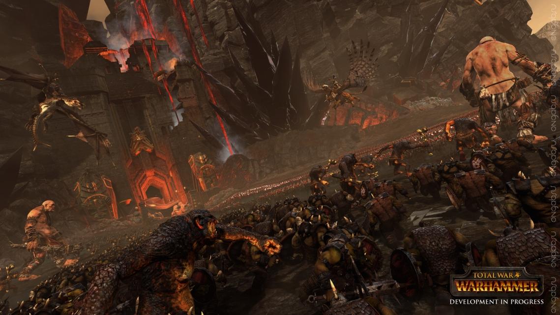 Дата выхода и трейлер, посвященный воинам Хаоса