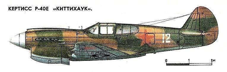 P40 Китихавк