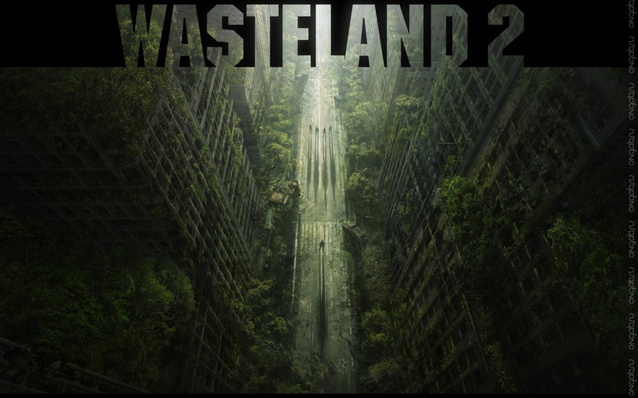 В октябре выйдет Wasteland 2: Director's Cut