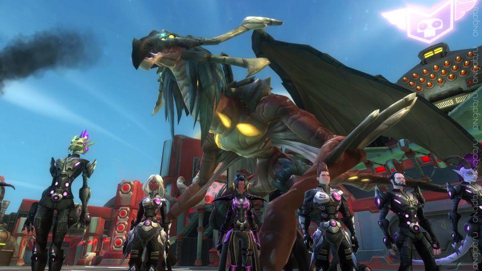 Новый ПвП-сезон в обновлении INVASION: Nexus.