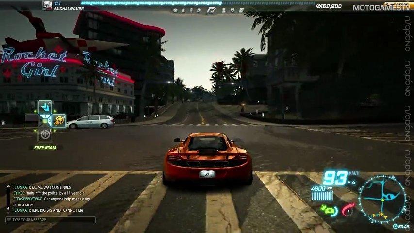 Новое видео от разработчиков World of Speed. Командный режим