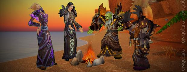 Неделя урожая в World of Warcraft