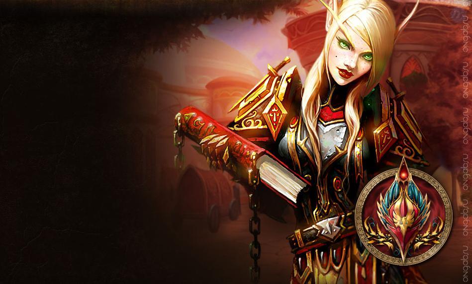 World of Warcraft: Эльфы крови. О создании новых моделей