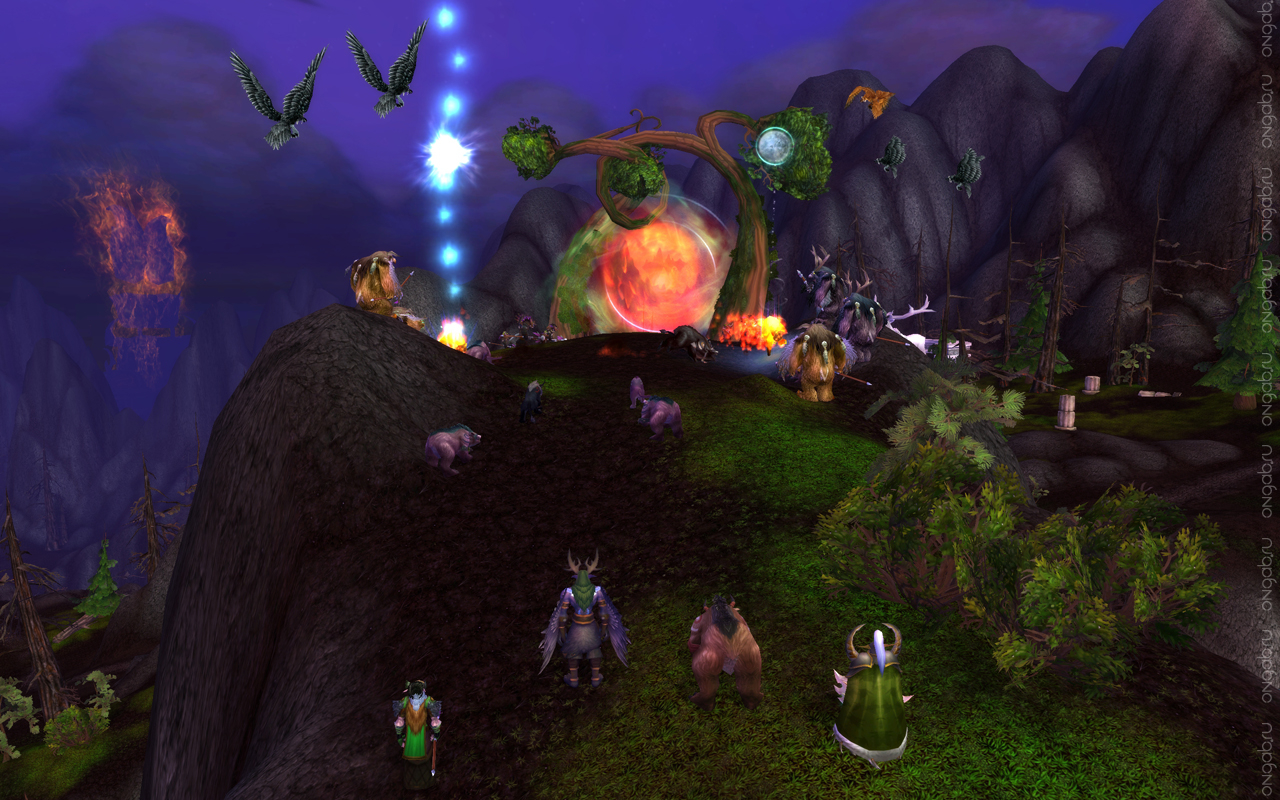 О ежедневных заданиях в World of Warcraft