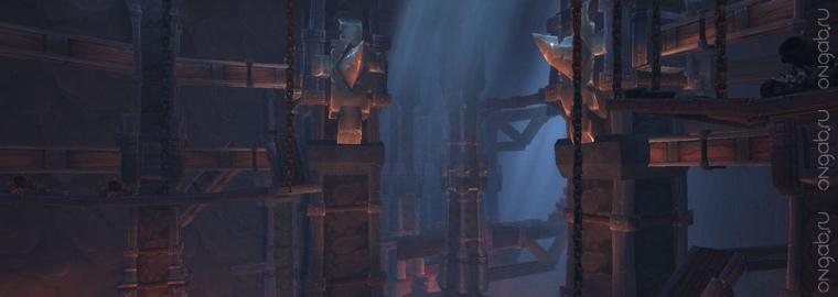 Литейная клана Черной горы в World of Warcraft: пояснения и известные затруднения
