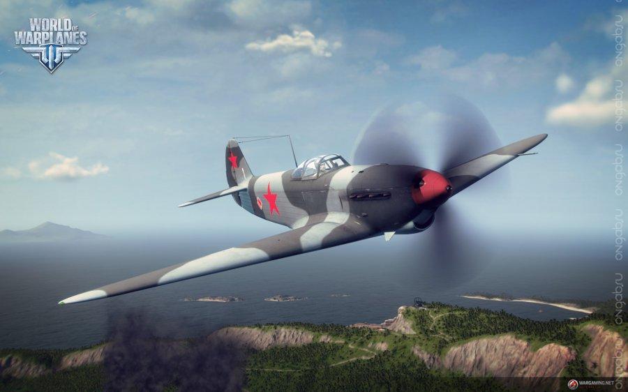 Обновление 1.6.5 для World of Warplanes