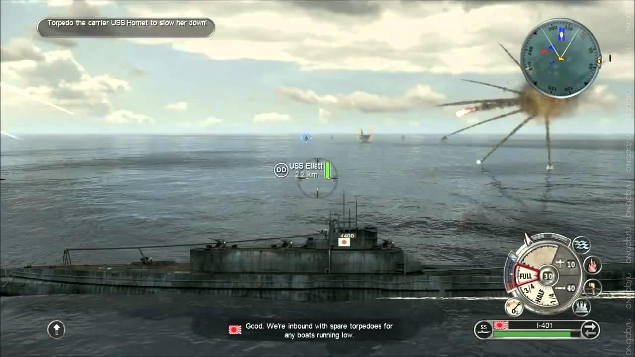 Вторые бета-выходные World of Warships