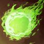 Умение: Venomous Gale