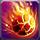 Умение: Пламенный шар