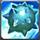 Умение: Ледяной метеор
