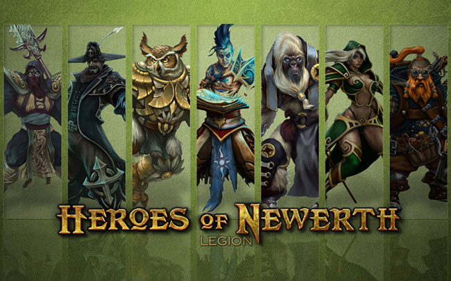 Обложка Heroes Of Newerth