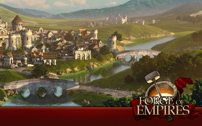 Обложка Forge of Empires