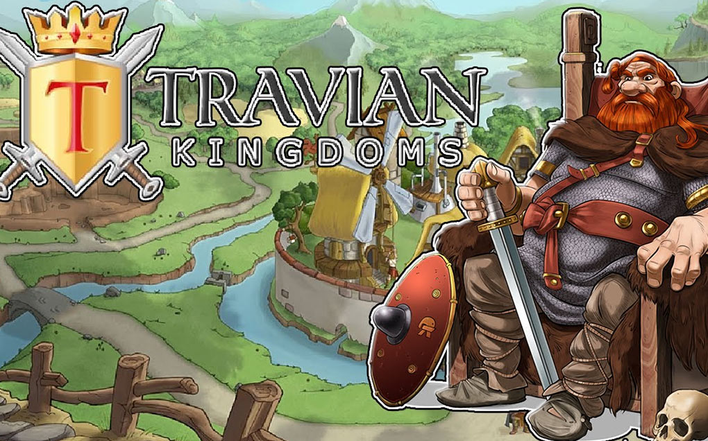 Обложка Travian Kingdoms