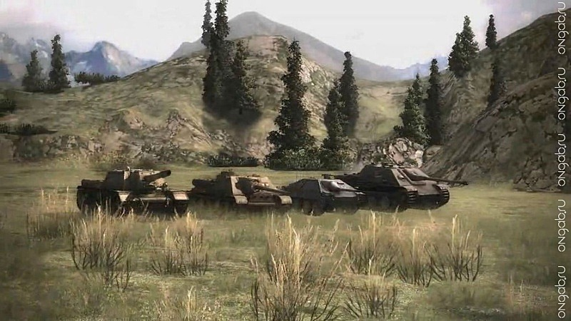 Скриншот Скриншот World of Tanks #81785