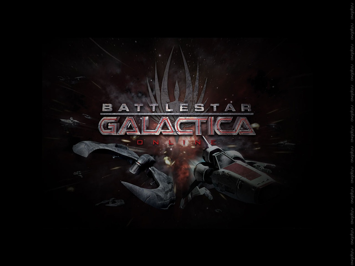 Скриншот Обои Battlestar Galactica, wallpaper #266585