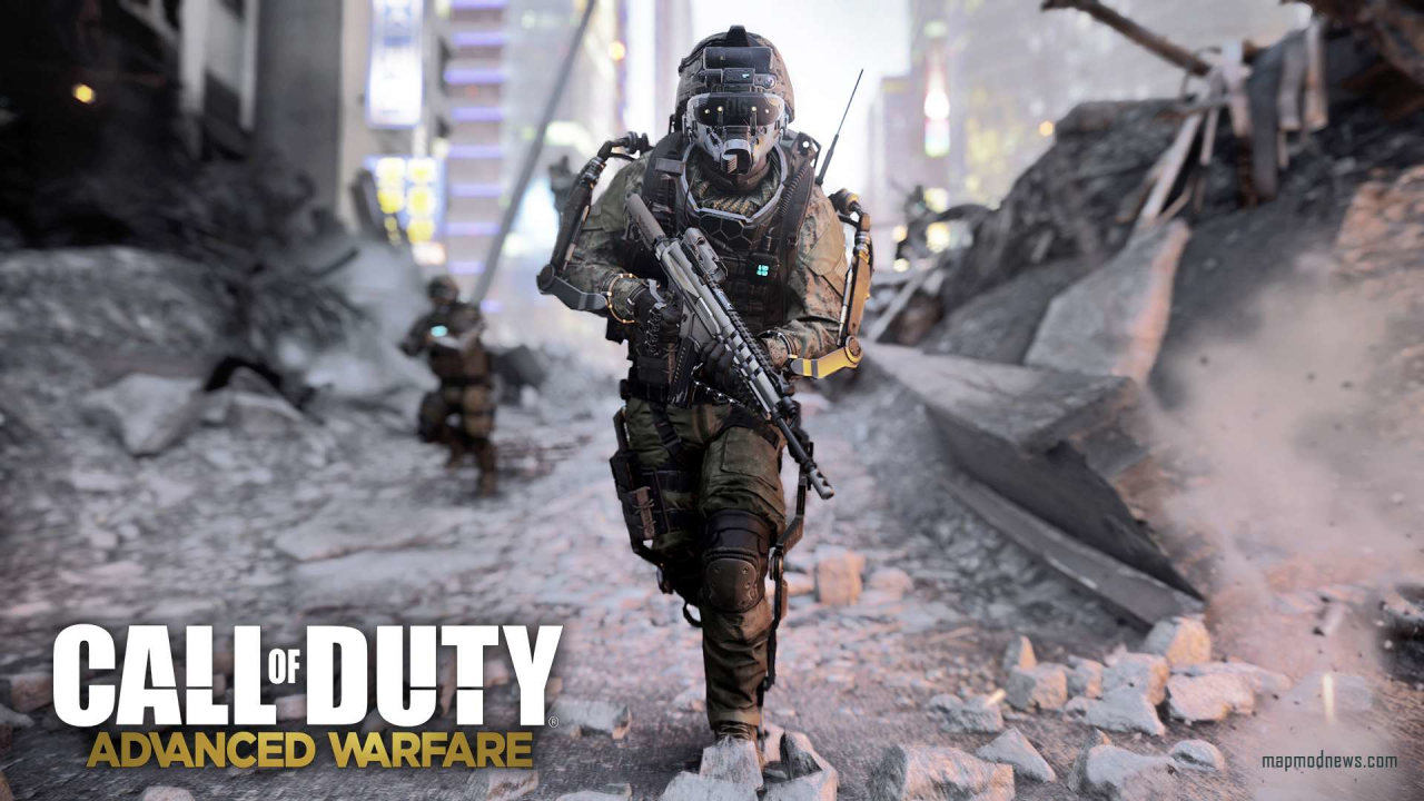 Скриншот Обои Call of Duty: Advanced Warfare #449147