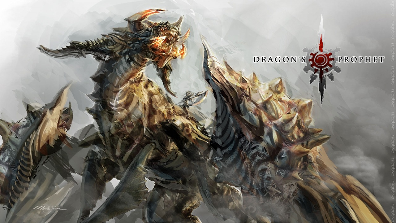 Скриншот HD обои wallpaper Dragon`s Prophet
