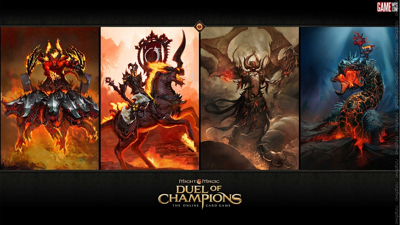 Скриншот HD обои, wallpaper Duel of Champions #265858