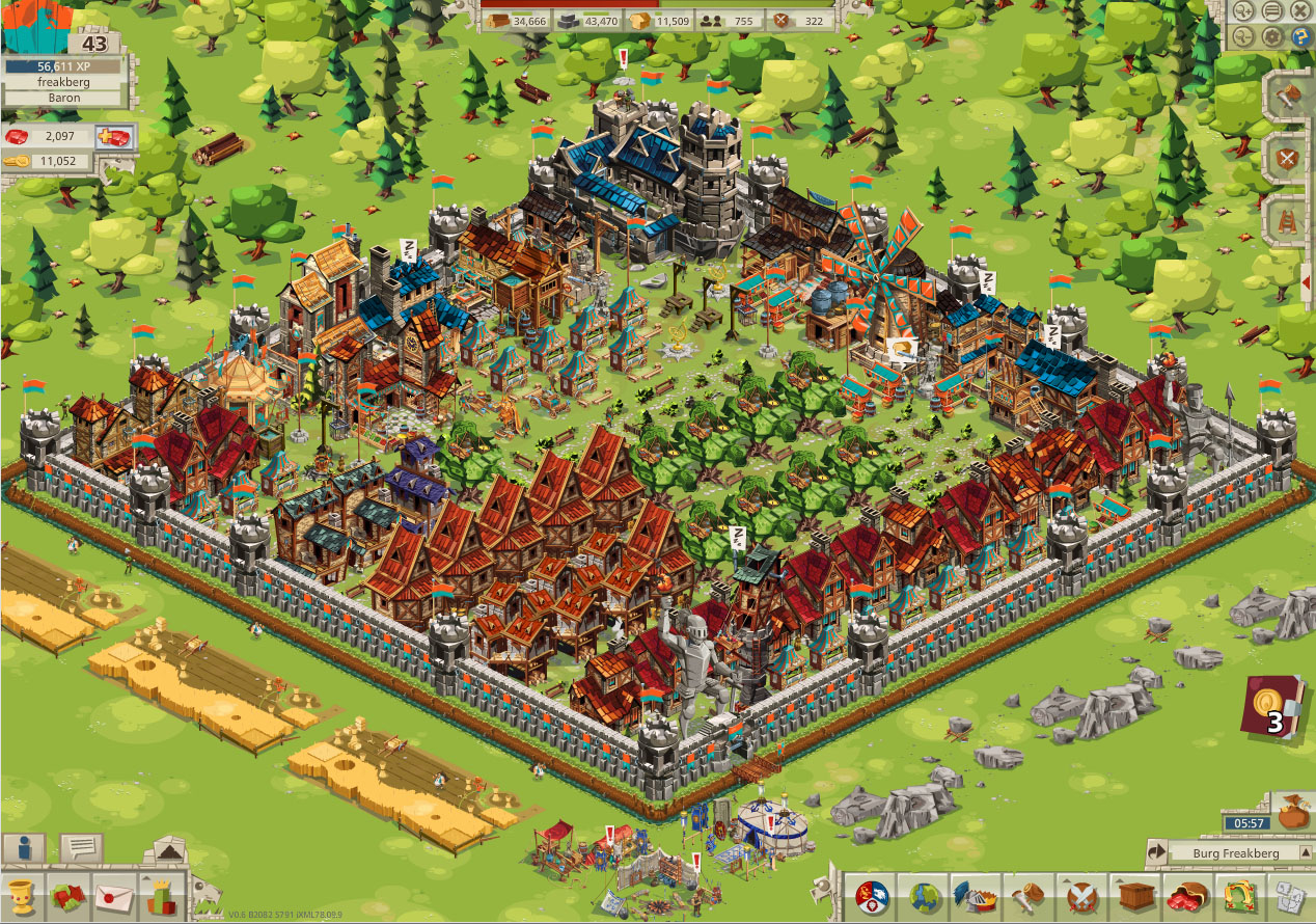 goodgame empire four kingdoms