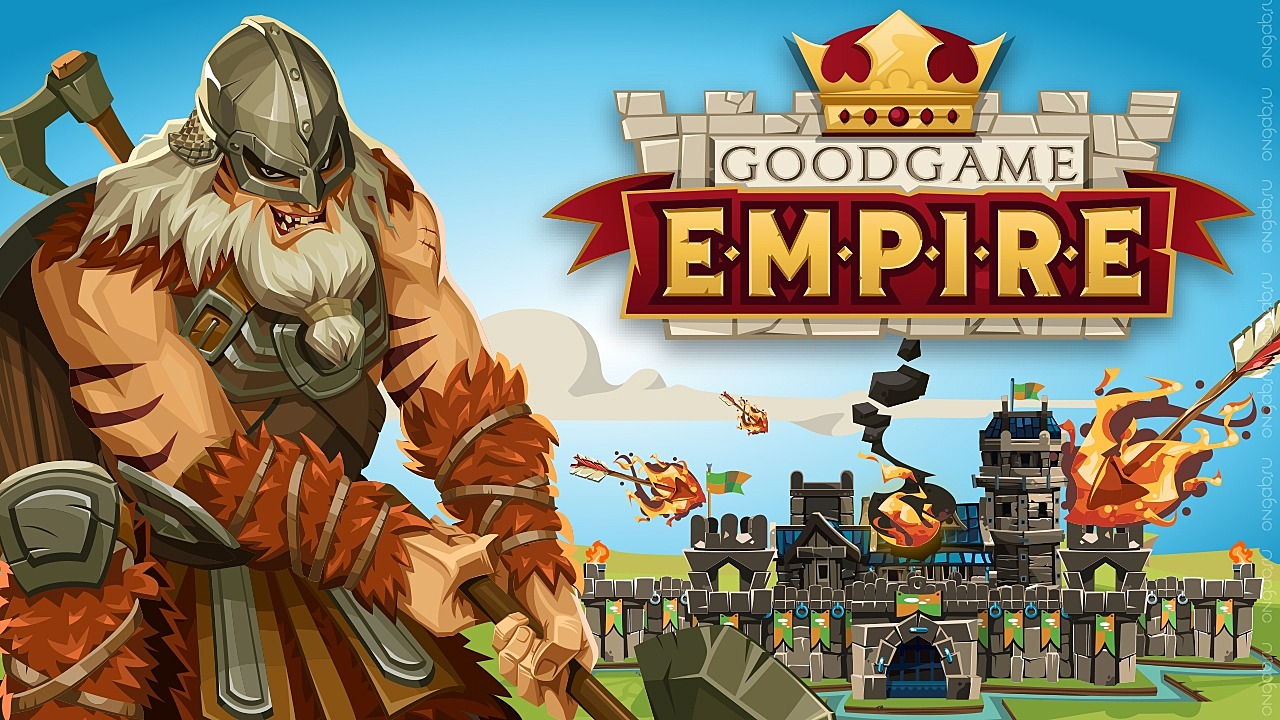 Скриншот Скриншот Goodgame Empire #267381