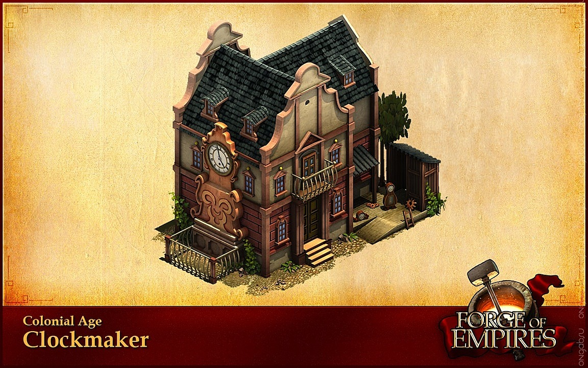 Скриншот Обои Forge of Empires, wallpaper  #267695