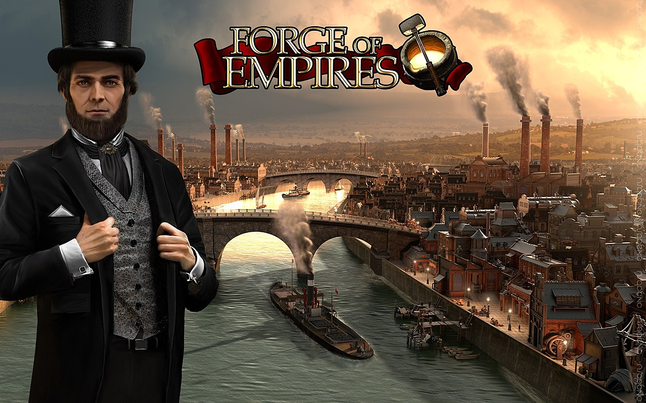 Скриншот Обои Forge of Empires, wallpaper #267697