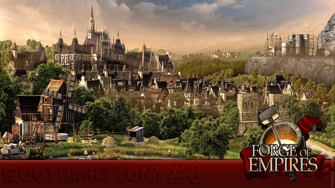 Скриншот Обои Forge of Empires, wallpaper Forge of Empires #267703